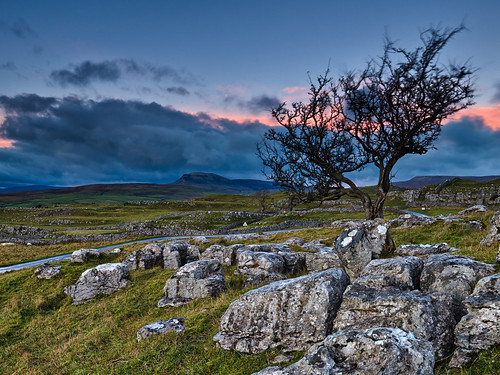 A Storm Coming, Yorkshire Dales
