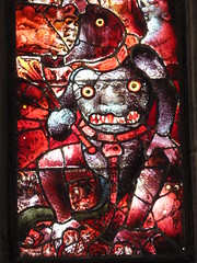 St Mary's, Fairford: Medieval Stained Glass