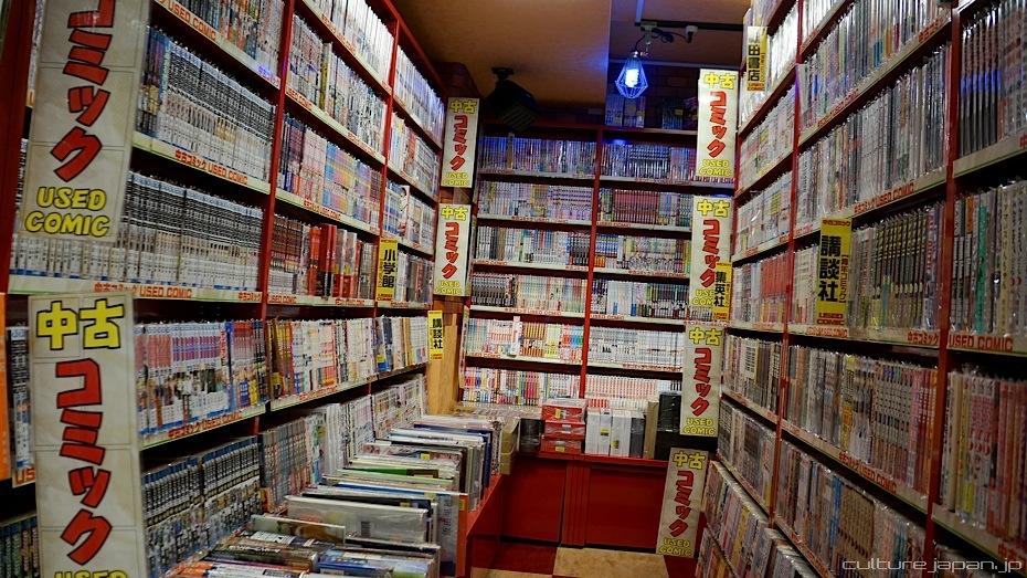 Tiendas en Akihabara 12