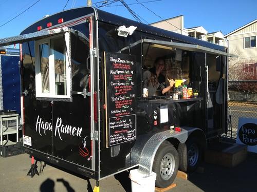ramen food cart portland