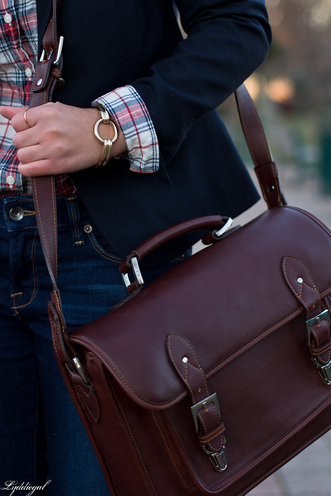 ona bag, blazer, plaid shirt-7.jpg