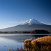 2013 Early Winter Fuji by shinichiro*@OSAKA