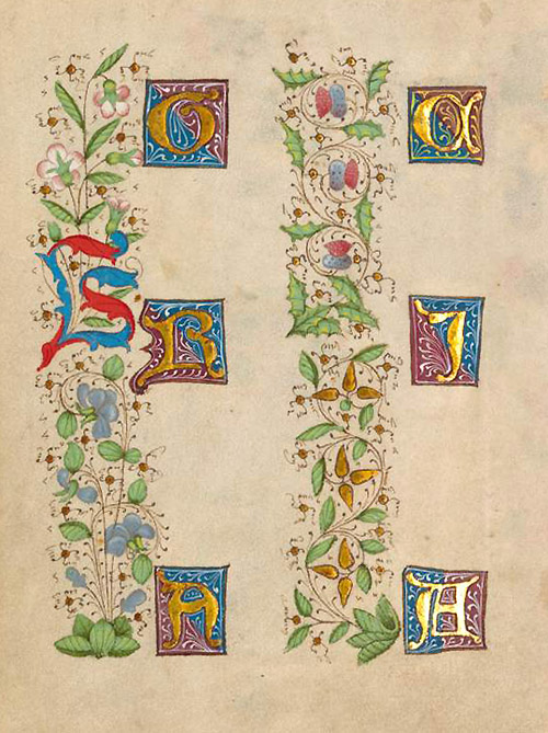 medieval manuscripts, medieval, manuscript, decorative elements, illuminated, old book,  letter, calligraphy,  initials,   alfabet, old, ancient, gothic, Middle Ages,  manuscripts,