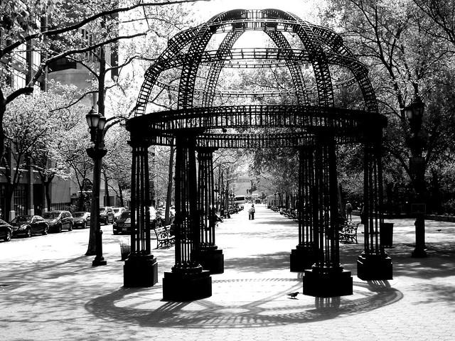 Dag  Hammarskjold Plaza, NYC