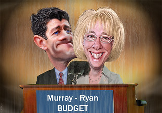Murray - Ryan Budget