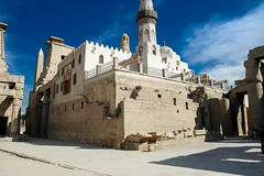 Visit the Abu Haggag Mosque - Things to do in Luxor