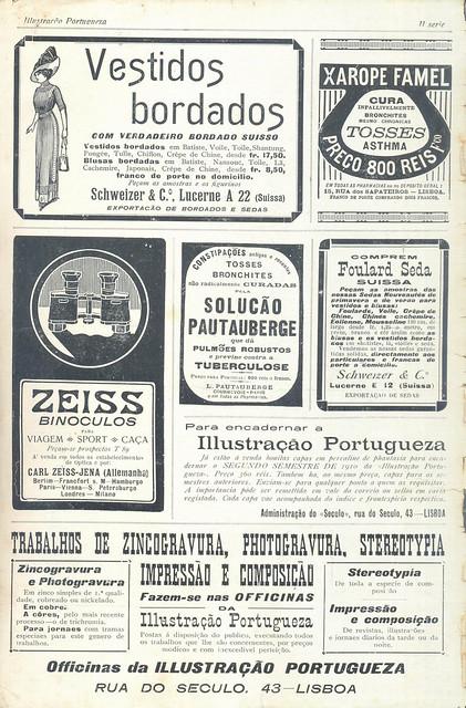 Ilustração Portugueza, Nº 279, 26 Junho 1911 - 1