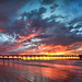 Forever Scripps Pier (re-edited) by HawaiiBlue