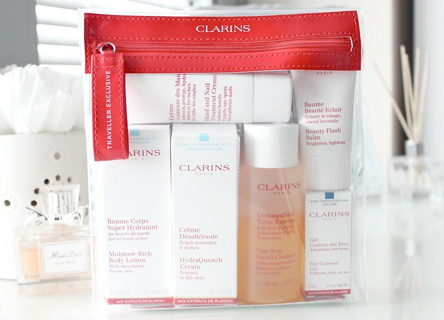 Clarins Travel Essentials Set Review
