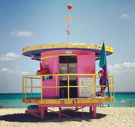 MIAMI-LIFEGUARD-STANDS by Dependent Magazine 4