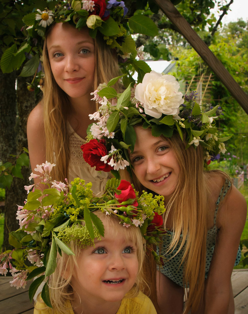 Midsummer beauties III