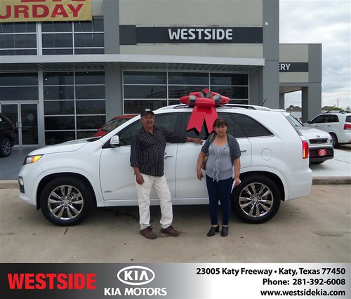 Happy Birthday to Juan M Garcia from Suliveras Wilfredo and everyone at Westside Kia! #BDay by Westside KIA