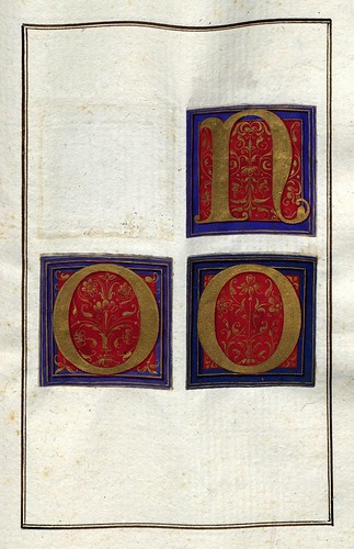 010-Álbum de las iníciales medievales-pag 0083- Biblioteca Nacional de Polonia