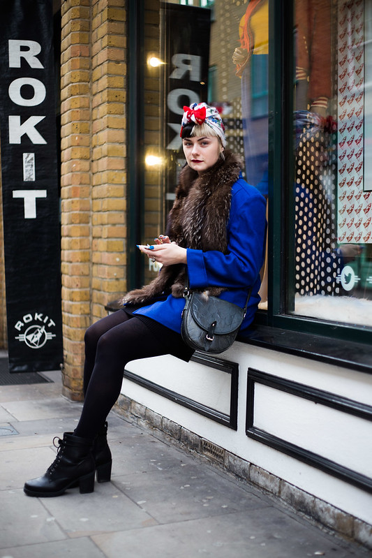 Street Style - Jemelia, Brick Lane