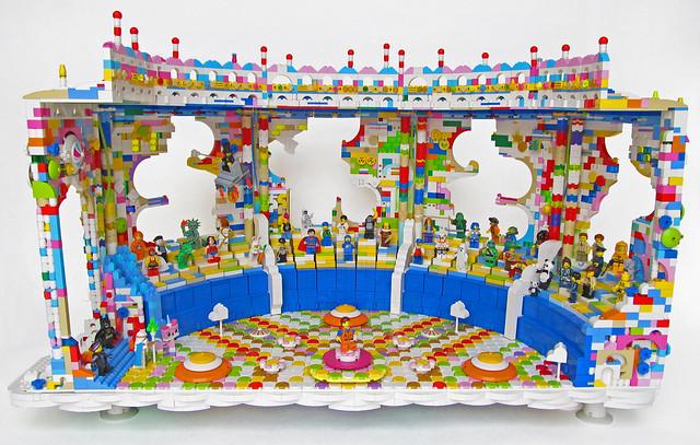 LEGO Movie Coliseum