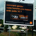 Orange caraibe publicite sexiste scandaleuse