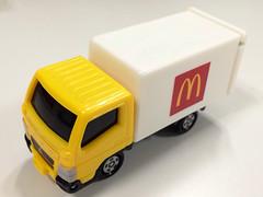 ハッピーセットのトミカ - Mのトラック