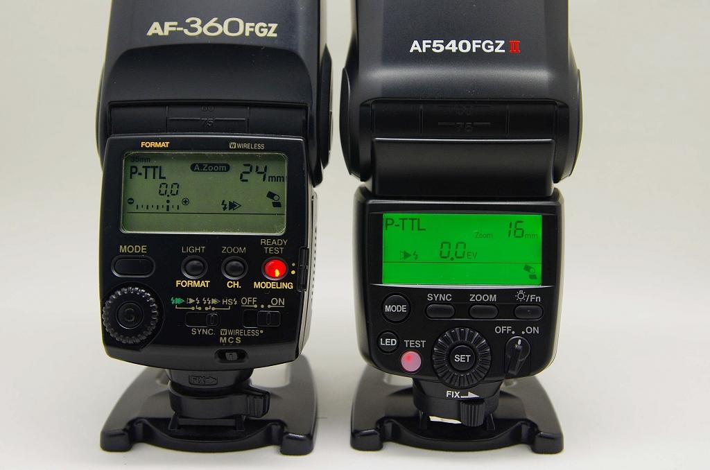 Pentax AF540FGZ II