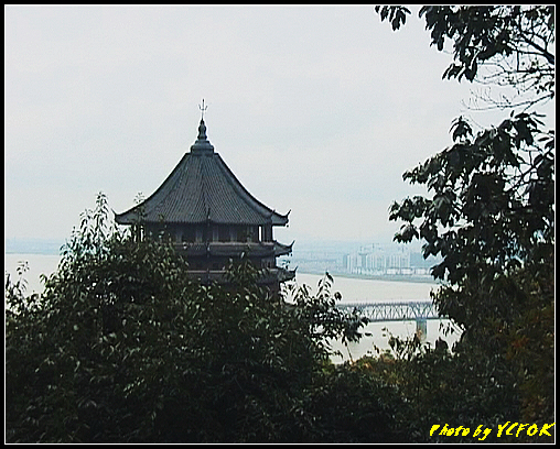 杭州 錢塘江 - 034 (六和塔與錢塘江大橋)