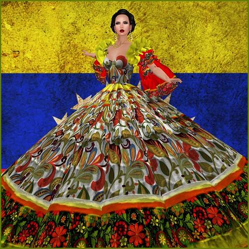 DESIR Rozasul Venezuela - Box by Orelana resident