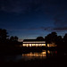 Hamphoto1 posted a photo:	The chesapeake bay environmental center at night.  More at www.hamiltonphotography.net