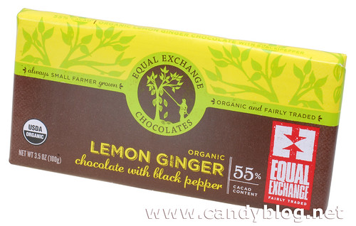 Equal Exchange Lemon and Ginger