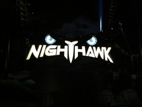 NightHawk - Carowinds