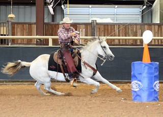 Cowboy Mounted Shooting Expert and Pro
