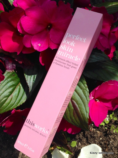 Perfect Look Skin Miracle This Works Tinted Moisturizer Review Swatch
