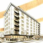 Hotel Concept Rendering