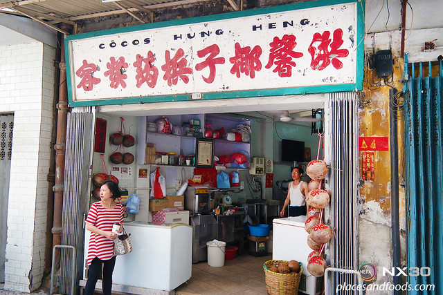 cocos hung heng macau