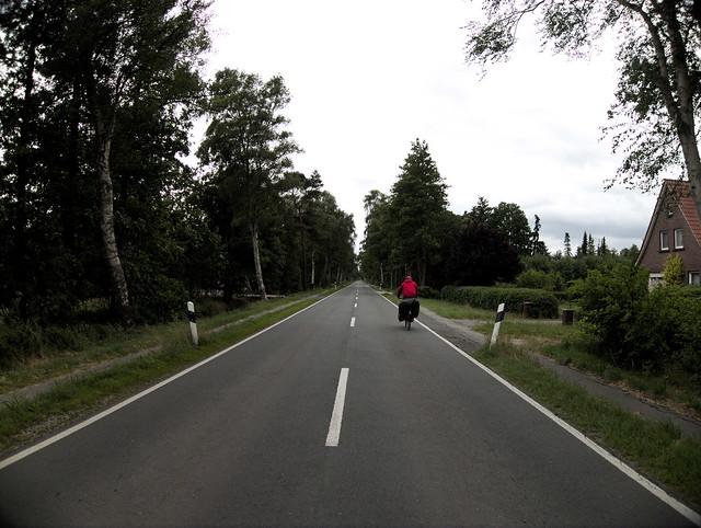 gerade Straßen