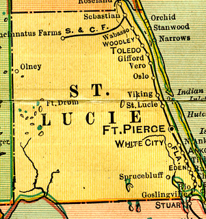St Lucie 1909