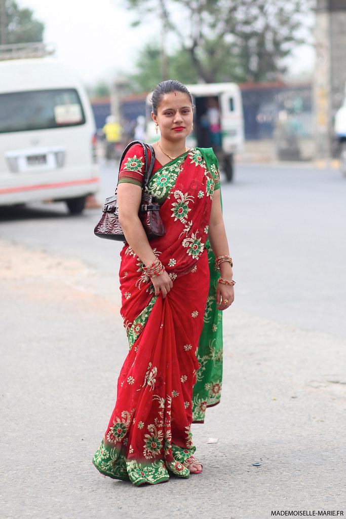 street style Kathmandu, Nepal