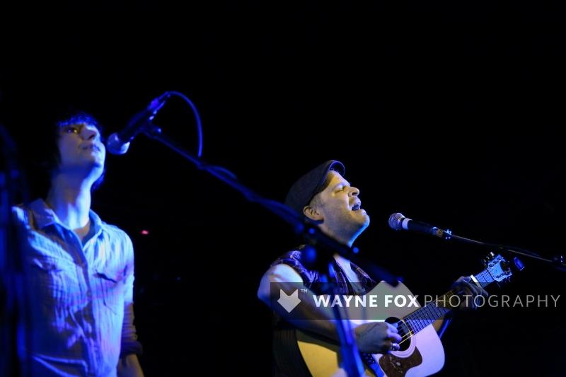 Jayne Powell and Chris Tye