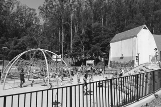 Glen Park Recreational Center - Playground