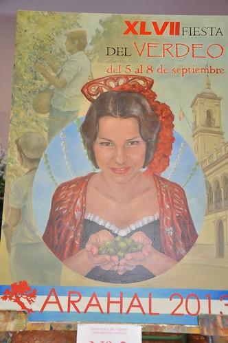 AionSur 14412051122_495673a43b_d Festejos revoca el cartel ganador de la Fiesta del Verdeo 2013, la autora tendrá devolver el premio Cultura Feria del Verdeo Revocado cartel Feria 2013
