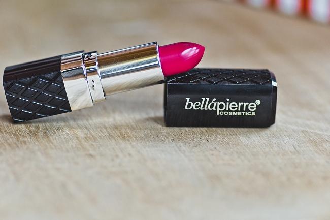 Glossybox, Glossybox Juni 2014, Glossybox Stars & Stripes Edition, Bellapierre Mineral Lipstick Burlesque