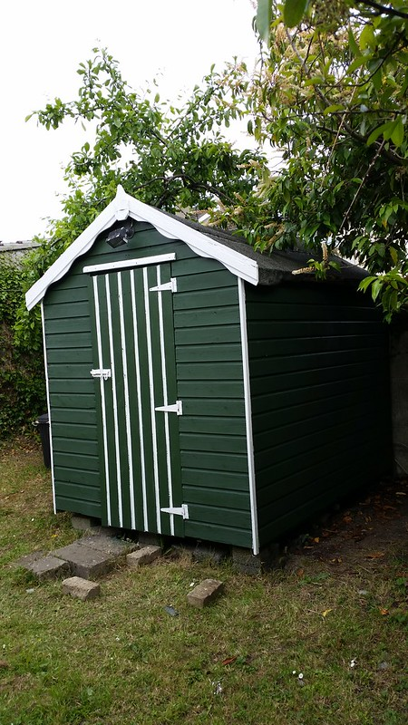 Chic Shed - completed