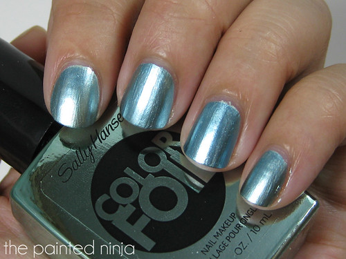 Sally Hansen Minted Metal