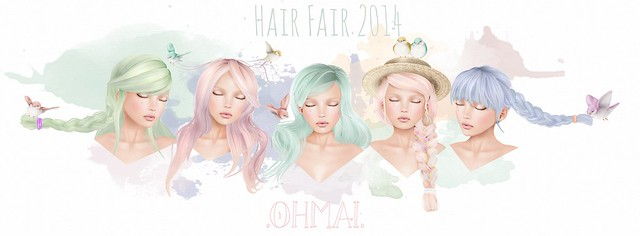 Hair Fair 2014 - Ohmai