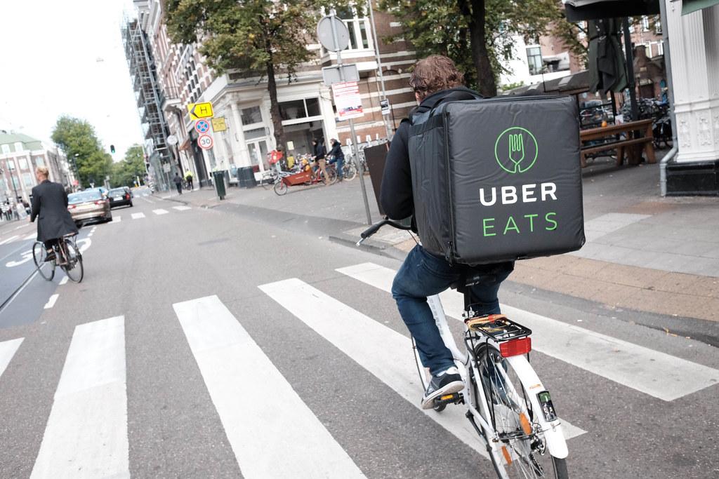 フードデリバリー「UberEATS」で稼ぐ方法