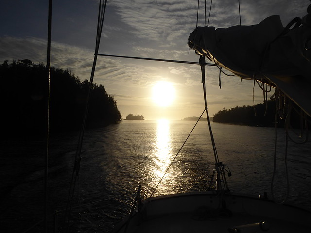 Smith Sound Sunset