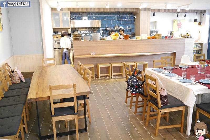 台中親子餐廳|一起一起繪本廚房