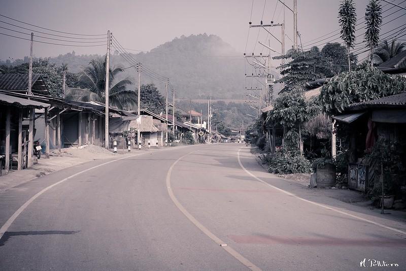 Carreteras de Chiang Mai