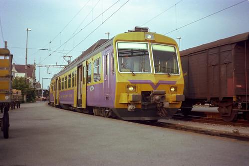 Rapperswil | CH-SG (St. Gallen) | 06.06.1978 | SBB-RABDe 8/16