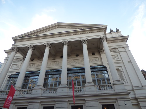 Royal Opera House - Bow Street, Covent Garden, London