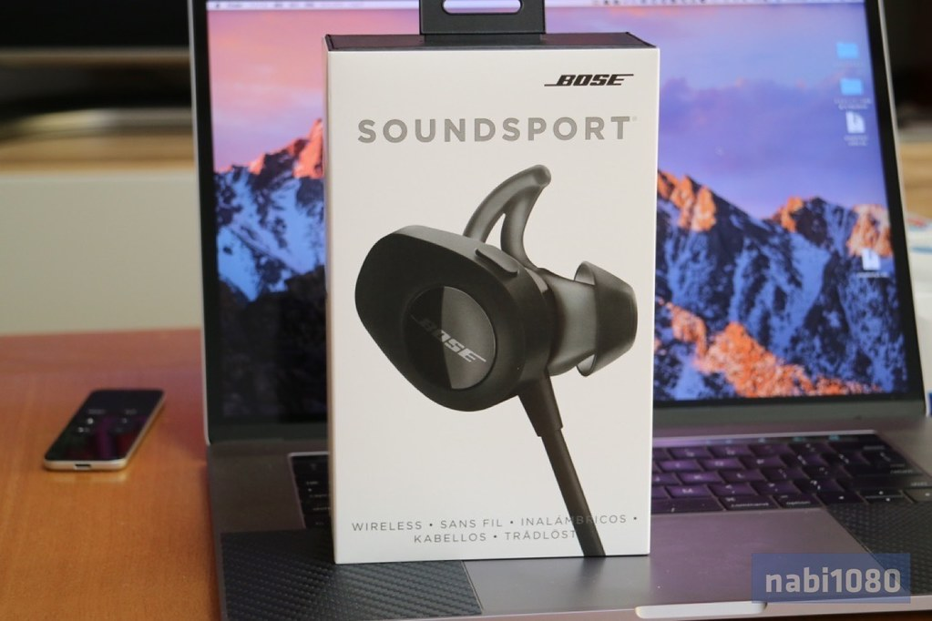 BOSE SoundSport Wireless headphones01