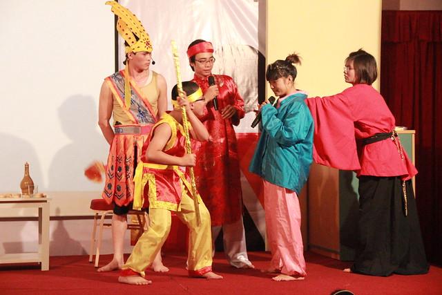 Trọng Thủy và hai vị hoàng tử quyết chiến trong cuộc thi tài kén rể