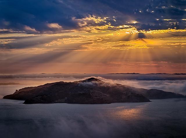 Angel Island Sunrise (Explore #14)